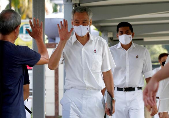 Bầu cử Singapore: đảng của Thủ tướng Lý Hiển Long giành chiến thắng nhưng tỉ lệ ủng hộ giảm - Ảnh 1.