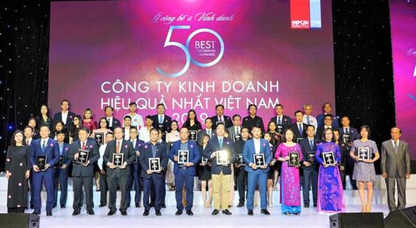 Novaland tiếp tục vào Top 50 công ty bất động sản kinh doanh hiệu quả nhất Việt Nam - Ảnh 1.