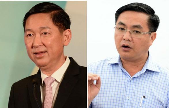 Tạm đình chỉ tư cách đại biểu HĐND hai ông Trần Vĩnh Tuyến, Trần Trọng Tuấn - Ảnh 1.