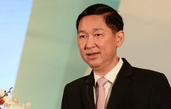 Khởi tố Phó chủ tịch UBND TP.HCM Trần Vĩnh Tuyến - Ảnh 1.