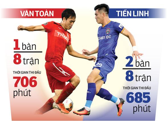Vòng 9 V-League 2020: Tiến Linh - Văn Toàn, ai sẽ lên tiếng? - Ảnh 1.