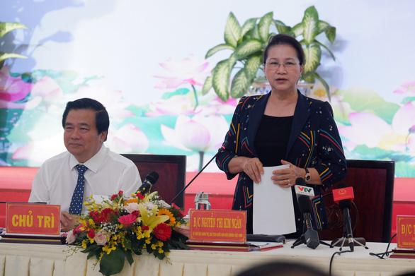 Lần đầu tiên HĐND các tỉnh miền Đông - miền Tây cùng trao đổi kinh nghiệm - Ảnh 1.