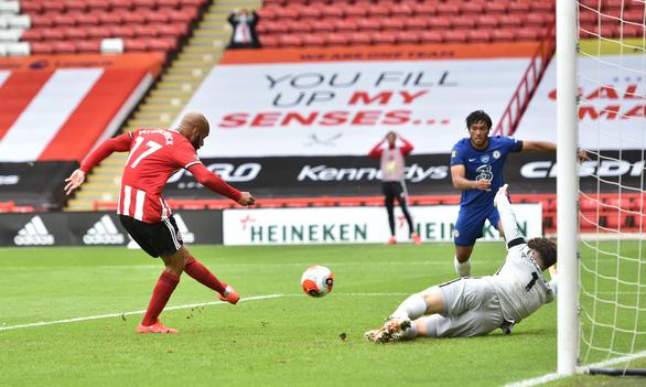 Chelsea thảm bại trên sân Sheffield United - Ảnh 1.