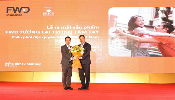 BRICS Việt Nam độc quyền phân phối sản phẩm mới của FWD - Ảnh 1.