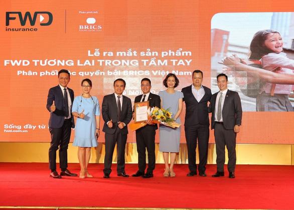 BRICS Việt Nam độc quyền phân phối sản phẩm mới của FWD - Ảnh 2.