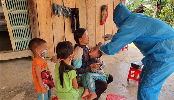 Thêm 2 thanh niên và 1 bé gái mắc bệnh bạch hầu - Ảnh 1.