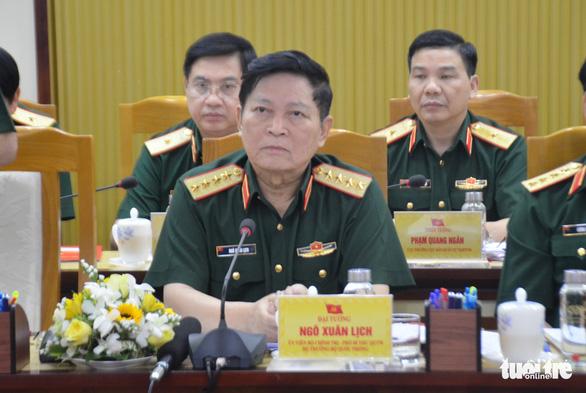 Quân khu 7 tổ chức hội nghị chuẩn bị Đại hội Đảng bộ thứ X nhiệm kỳ 2020-2025 - Ảnh 1.