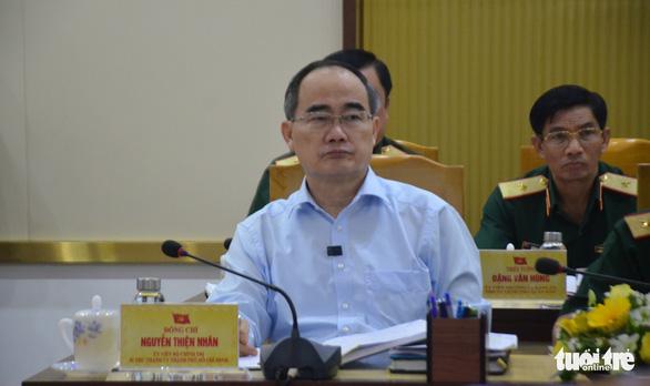 Quân khu 7 tổ chức hội nghị chuẩn bị Đại hội Đảng bộ thứ X nhiệm kỳ 2020-2025 - Ảnh 2.