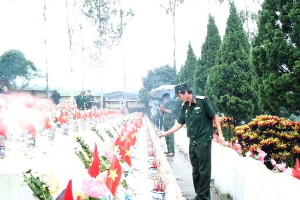 Ký ức người lính Vị Xuyên: Đồng đội ơi, tôi nhớ - Ảnh 4.