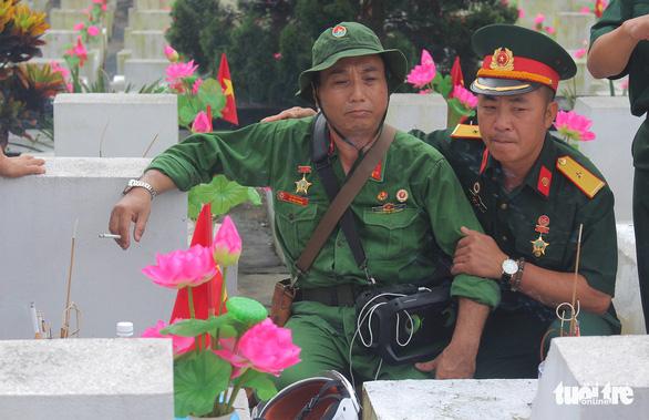 Ký ức người lính Vị Xuyên: Đồng đội ơi, tôi nhớ - Ảnh 3.