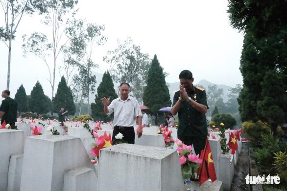 Ký ức người lính Vị Xuyên: Đồng đội ơi, tôi nhớ - Ảnh 2.