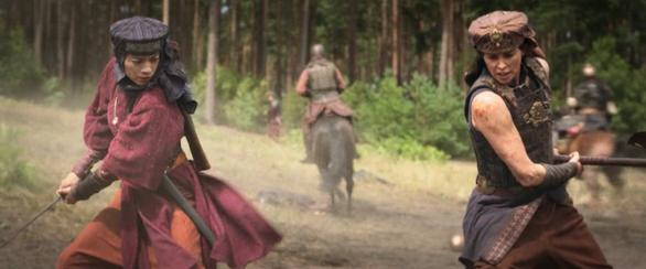 Charlize Theron nói may mắn vì đóng phim với Ngô Thanh Vân: Cô ấy thật tuyệt vời - Ảnh 3.