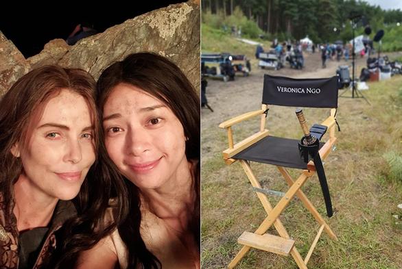 Charlize Theron nói may mắn vì đóng phim với Ngô Thanh Vân: Cô ấy thật tuyệt vời - Ảnh 2.
