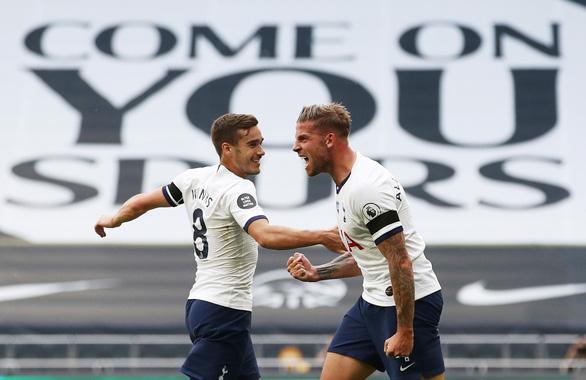 Son Heung-Min 'nổ súng', Tottenham thắng ngược Arsenal trong trận derby London - Ảnh 3.