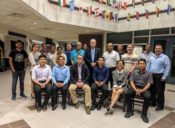 Trường Đại học Tân Tạo: Đào tạo các doanh nhân 'chuẩn' quốc tế - Ảnh 1.