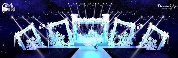Dàn hoa hậu tề tựu trong show Cổ tích hiện đại - Ảnh 2.