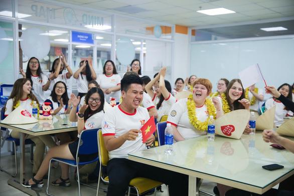 Du học tại chỗ và hướng lựa chọn chương trình quốc tế trong nước - Ảnh 1.