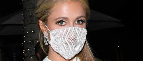 Paris Hilton gây bão: Tuyên bố tranh cử tổng thống Mỹ, sơn Nhà Trắng thành Nhà Hồng - Ảnh 1.