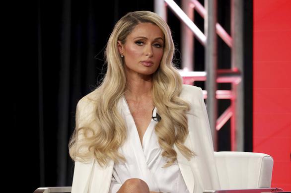 Paris Hilton gây bão: Tuyên bố tranh cử tổng thống Mỹ, sơn Nhà Trắng thành Nhà Hồng - Ảnh 4.