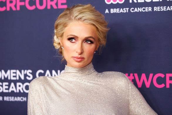 Paris Hilton gây bão: Tuyên bố tranh cử tổng thống Mỹ, sơn Nhà Trắng thành Nhà Hồng - Ảnh 5.