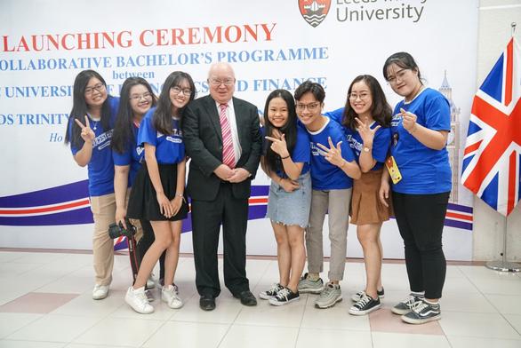 Du học tại chỗ và hướng lựa chọn chương trình quốc tế trong nước - Ảnh 2.