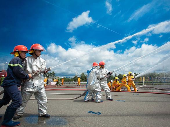 PV GAS thực hiện tốt công tác đảm bảo an toàn phòng cháy chữa cháy - Ảnh 2.