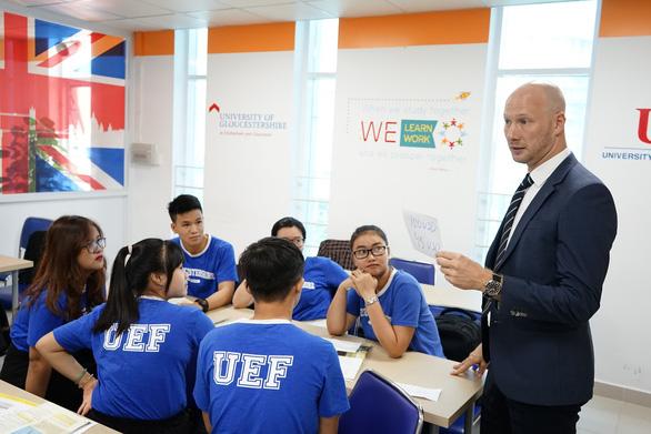 Du học tại chỗ và hướng lựa chọn chương trình quốc tế trong nước - Ảnh 3.