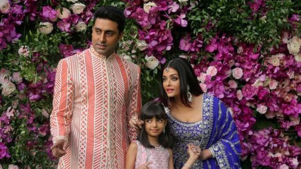 Cả gia đình 'hoa hậu đẹp nhất trong các hoa hậu' Aishwarya Rai nhiễm virus corona - Ảnh 1.