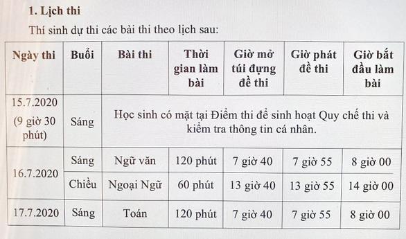 Đón xem gợi ý giải đề thi lớp 10 TP.HCM, Hà Nội trên Tuổi Trẻ Online - Ảnh 2.