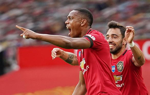 Manchester United mất 2 điểm đáng tiếc ở phút 90+6 - Ảnh 2.