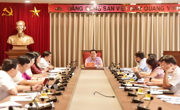 Hà Nội thí điểm thi tuyển các chức danh trưởng phòng, chi cục trưởng - Ảnh 1.