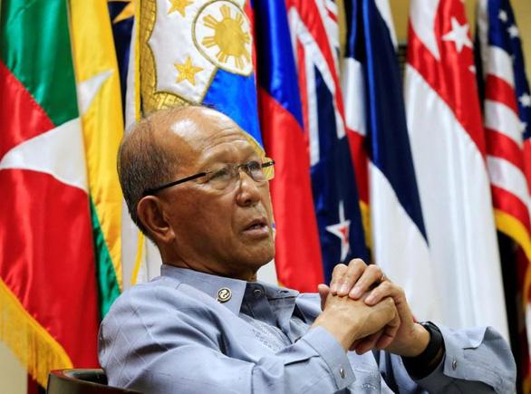 Philippines lên tiếng sau tuyên bố của Mỹ bác yêu sách của Trung Quốc ở Biển Đông - Ảnh 1.