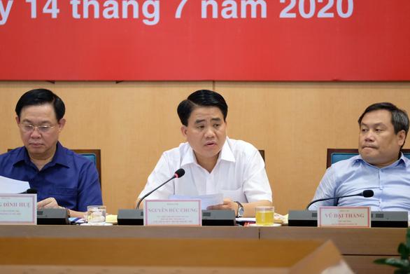 Chủ tịch Hà Nội Nguyễn Đức Chung: 'Làm rõ ứng dụng KH-CN trong phát triển - Ảnh 2.