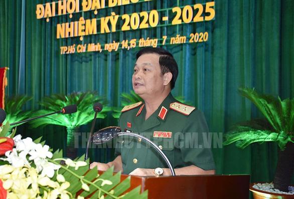 Đảng bộ Quân sự TP.HCM đề ra mục tiêu không để bị động trong mọi tình huống - Ảnh 2.