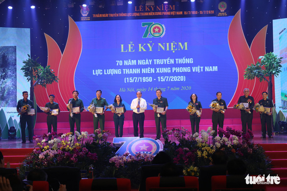 Thủ tướng Nguyễn Xuân Phúc: Nơi gian khổ, khó khăn, có thanh niên xung phong - Ảnh 4.