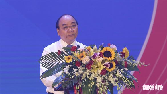 Thủ tướng Nguyễn Xuân Phúc: Nơi gian khổ, khó khăn, có thanh niên xung phong - Ảnh 3.