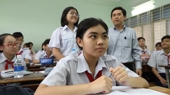 Thi tuyển sinh lớp 10: Đừng để mất điểm vì những sai sót nhỏ - Ảnh 2.