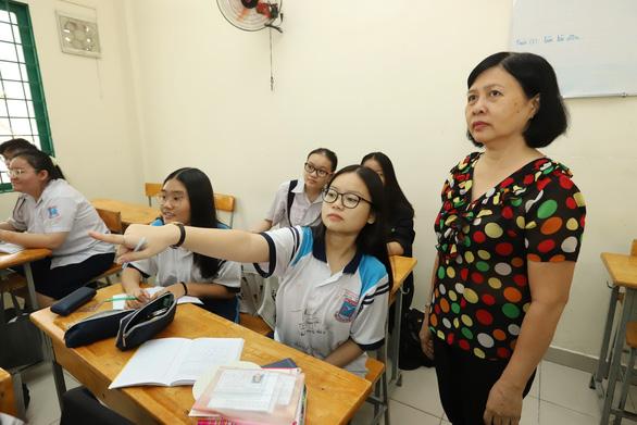 TP.HCM không tổ chức lễ khai mạc kỳ thi tuyển sinh lớp 10 - Ảnh 1.