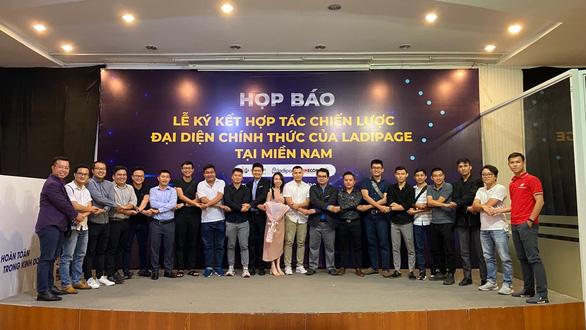 IM Group trở thành đại diện chính thức của LadiPage tại miền Nam - Ảnh 1.
