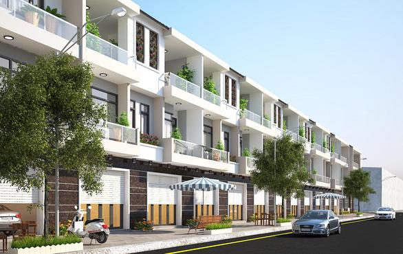 Hodeco mở bán phân khu đẹp nhất dự án Ecotown Phú Mỹ - Ảnh 1.