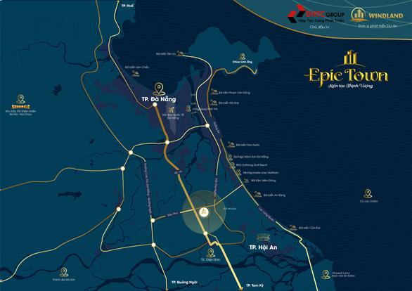 Ký kết phân phối dự án khu dân cư số 1, đô thị Điện Thắng - Epic Town - Ảnh 3.