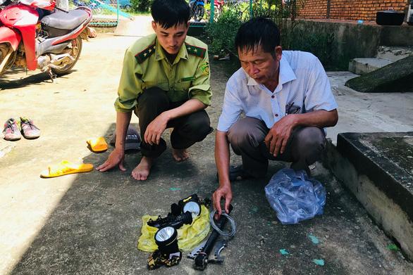 Bò tót 200kg bị lâm tặc hạ sát trong Vườn quốc gia Cát Tiên - Ảnh 3.