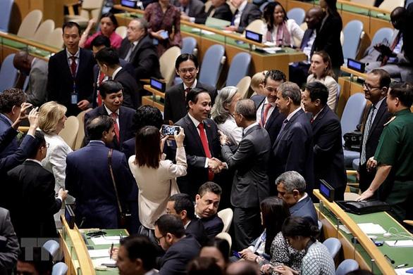 Sáu tháng của Việt Nam tại Hội đồng Bảo an Liên Hiệp Quốc - Ảnh 1.