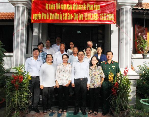 Mong TP.HCM có con đường mang tên Phan Kiệm - Ảnh 3.