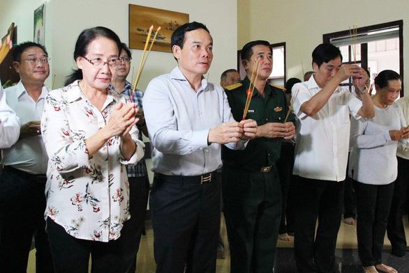 Mong TP.HCM có con đường mang tên Phan Kiệm - Ảnh 1.