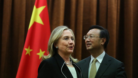 Câu nói trịch thượng của ngoại trưởng Trung Quốc 10 năm trước - Ảnh 1.