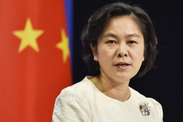 Trung Quốc nói không sợ Mỹ trừng phạt vụ Biển Đông - Ảnh 1.