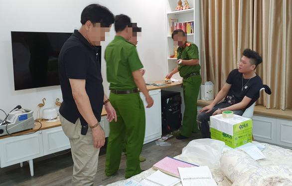 Công an Đà Nẵng triệt phá đường dây cá độ bóng đá qua mạng hơn 32 triệu USD - Ảnh 1.