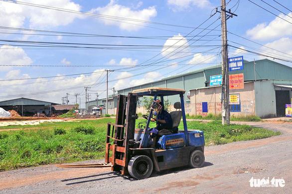 Nhiều tổ chức, cá nhân dính vi phạm vụ xẻ thịt cụm công nghiệp ở Đồng Nai - Ảnh 2.