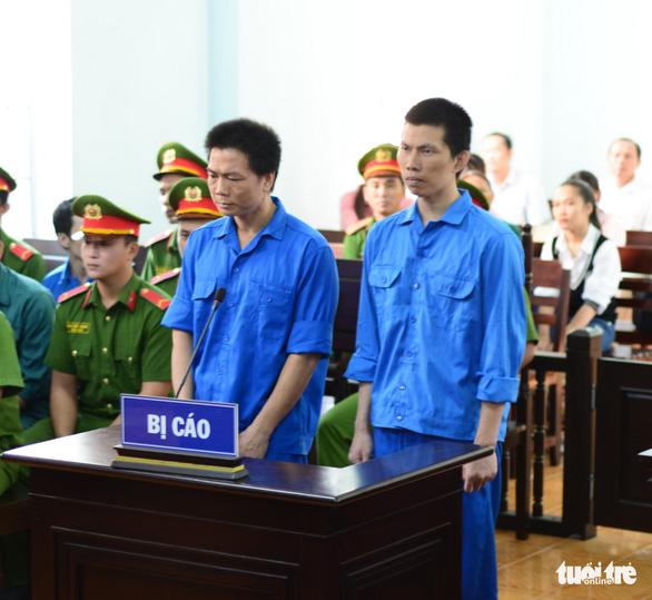 Vụ Huy nấm độc trốn trại giam: nguyên đại úy công an lãnh án 5 năm tù giam - Ảnh 1.